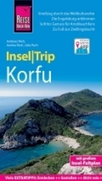 Insel Trip Korfu - Reiseführer